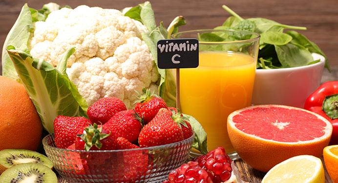 ビタミンCが豊富な食品